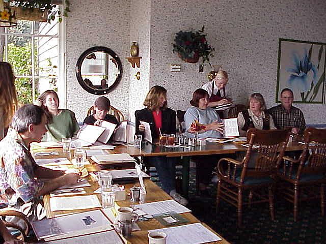 2001 South Western lunch